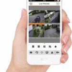 CCTV Smart Systems on I Phone