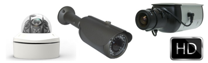 CCTV Installation Higherford Cameras