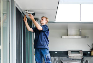 What do I need for a complete CCTV system?