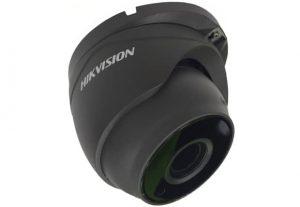 Hikvision Dome CCTV Cameras in Black
