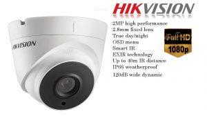 Hikvision Dome Cameras