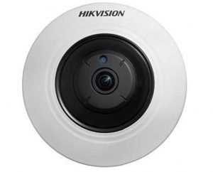 5 MP Network Fisheye Camera