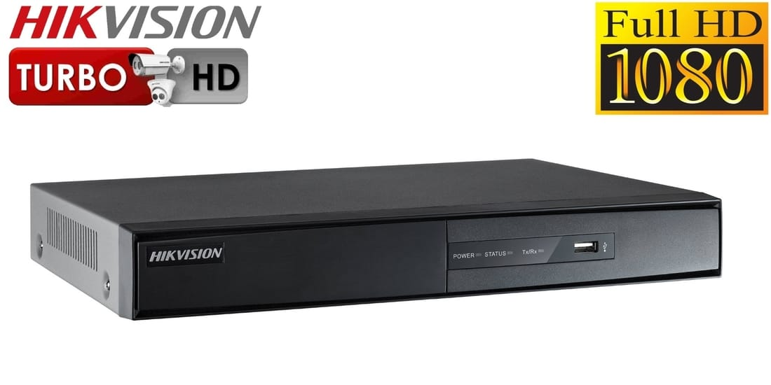 hikvision dvr 8 channel
