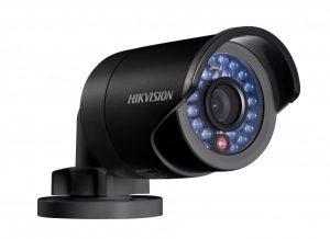Gray 4MP Hikvision Bullet Camera