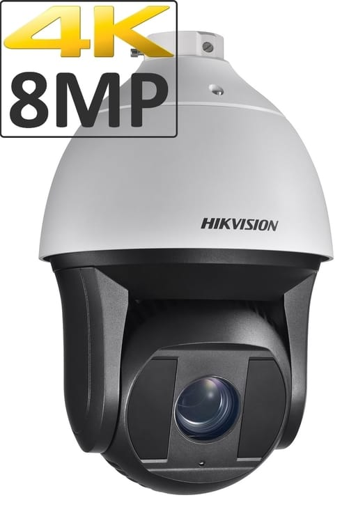 Hikvision Darkfighter Cameras - 8MP Hikvision 8MP Darkfighter CCTV Cameras