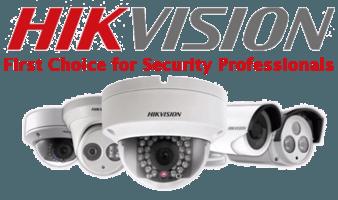 Hikvision CCTV IP Camera Installs