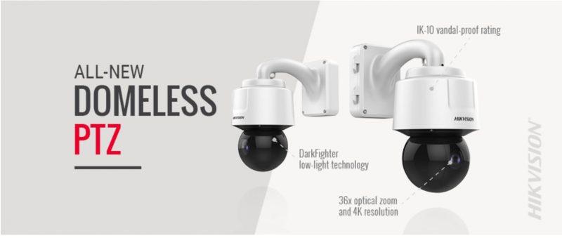 Hikvision Security Cameras