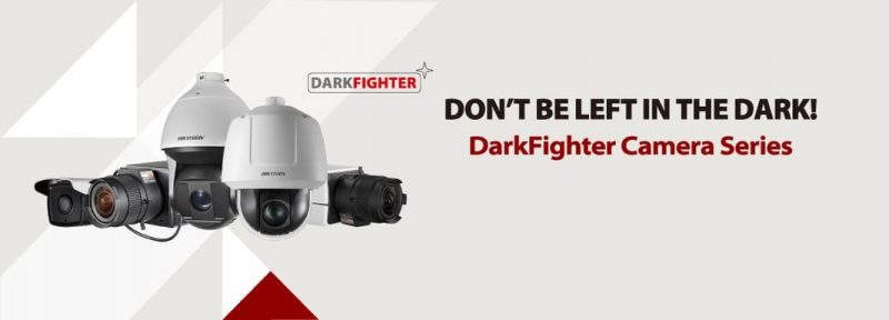 Hikvision Darkfighter Camera Range
