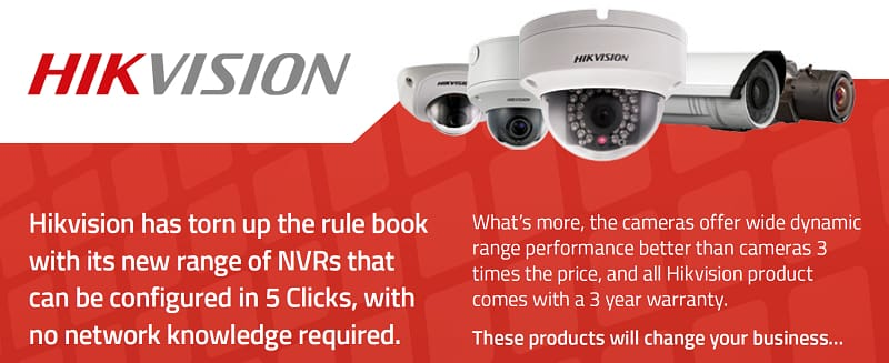 Hikvision Wireless Camera Best Cctv Installers Near Me