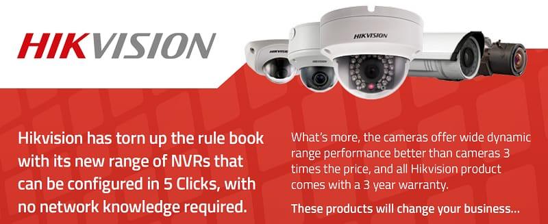 Hikvision Wireless camera