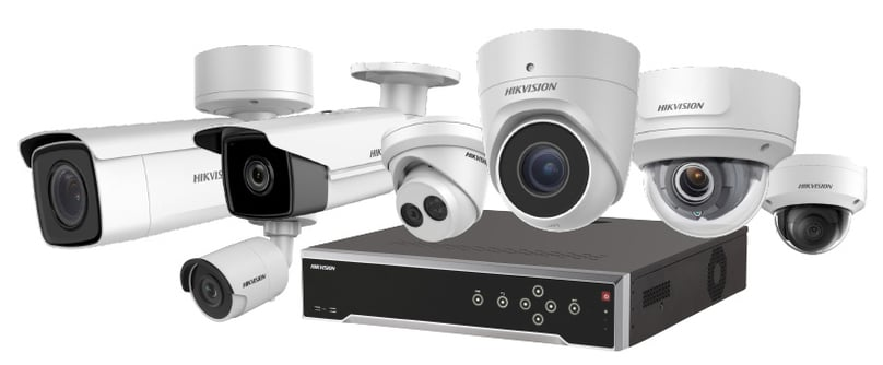CCTV Cameras with Audio