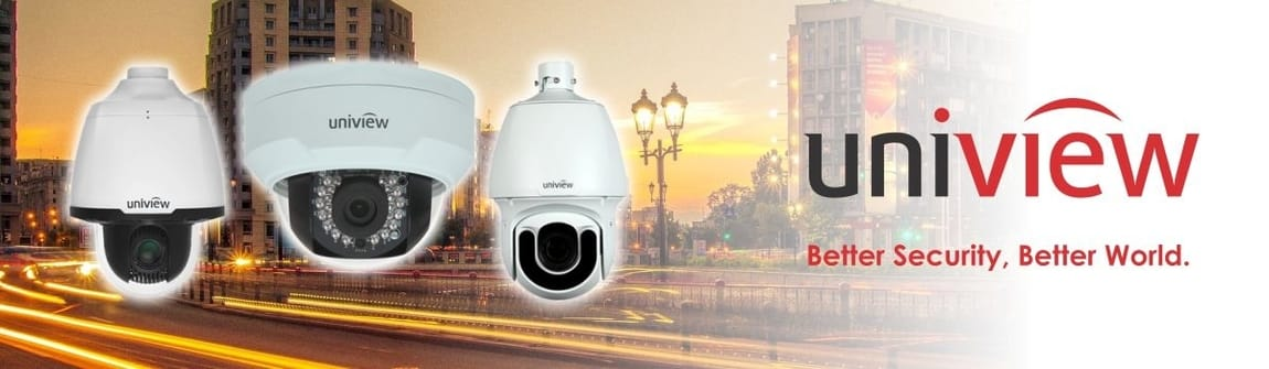 Uniview CCTV Camera Installations | Best CCTV Installers